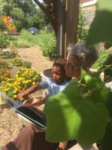 Early Literacy at 4th Street Farms