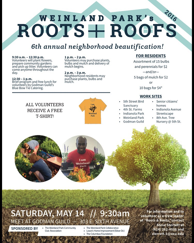 Weinland Park Roots & Roofs