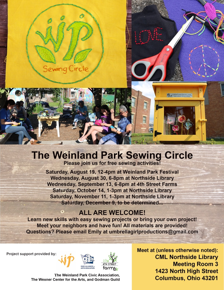 4th Street Farms Sewing Circle